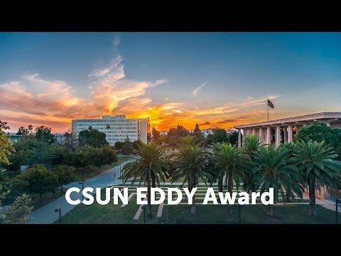 CSUN EDDY Award