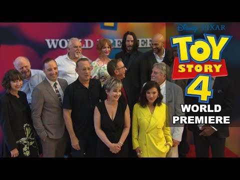 'Toy Story 4' World Premiere