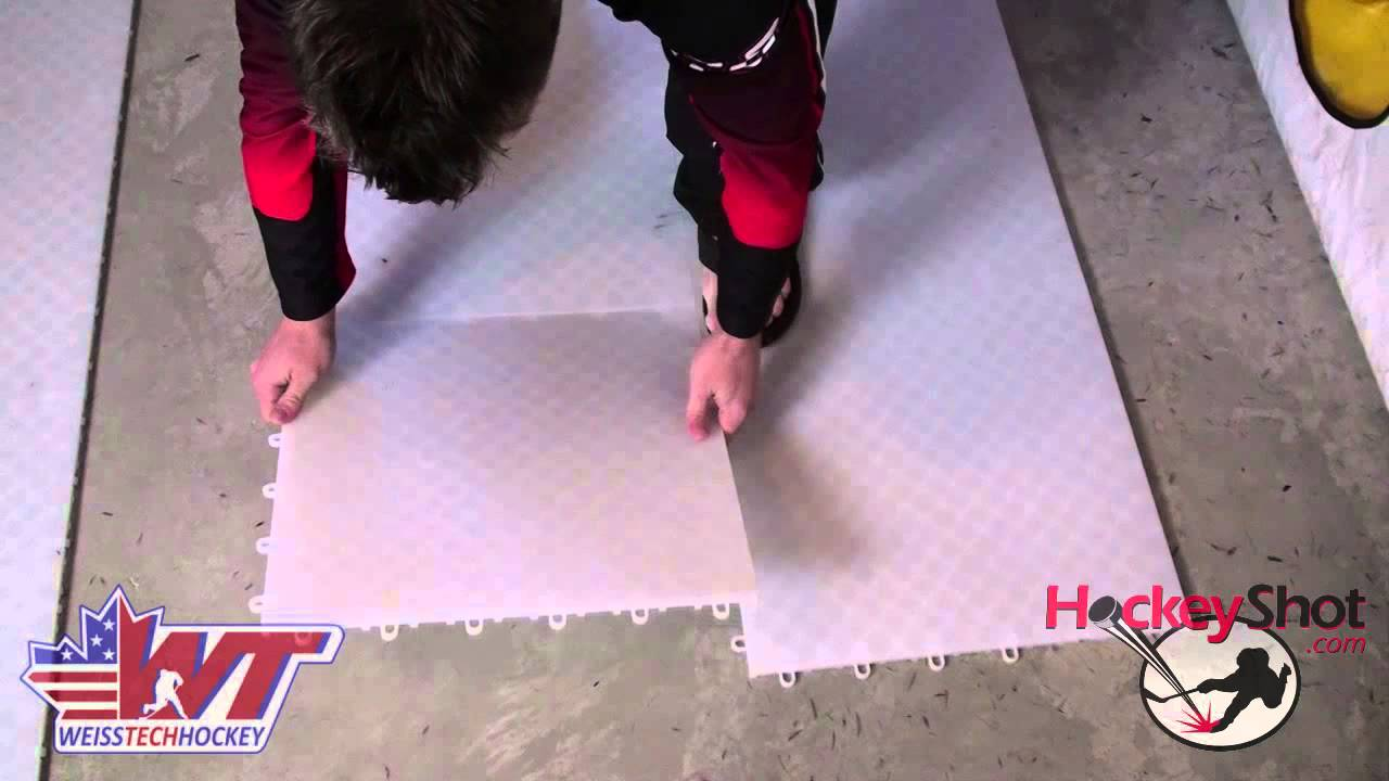 Hockeyshot flooring tiles how to take them appart youtube hockeyshot flooring tiles how to take them appart dailygadgetfo Images