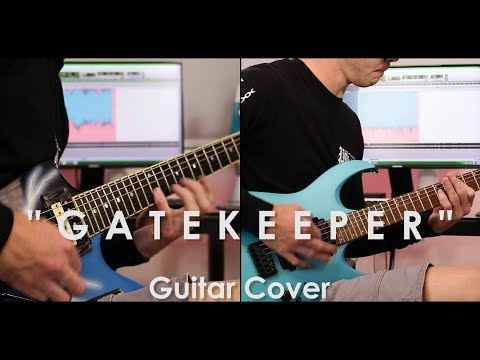 As I Lay Dying - GATEKEEPER // Guitar Cover (WITH TAB)