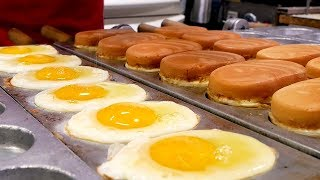 Download Egg Bread - Korean street food Mp3 and Videos