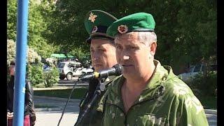Александр Рудаков - ветеран пограничных войск, руководитель военно-спортивного клуба