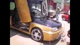 evento de autos modificados en san pablo huixtepec oaxaca club vw oaxaca