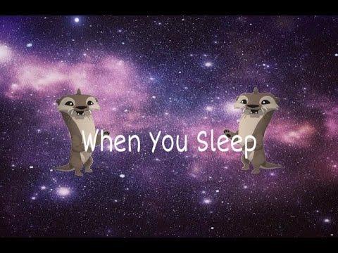 When You Sleep ~Mary Lambert