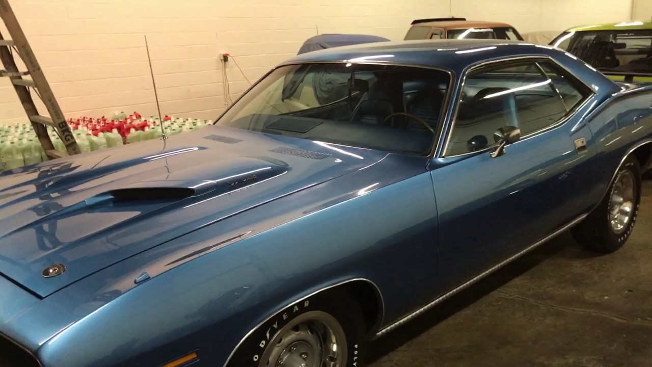 1970 1 OF 1 CUDA FOR SALE! - YouTube