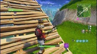 Fortnite/ how to deploy your glider without using a launch pad (glitch)