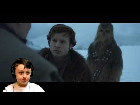 Solo: A Star Wars Story - Trailer Reaction - JAYTV