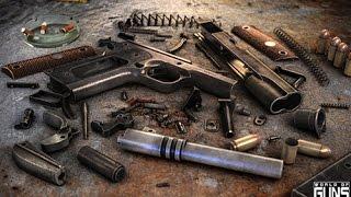 Обзор на Пистолет Coltт 1911 (В Режиме Рисования)