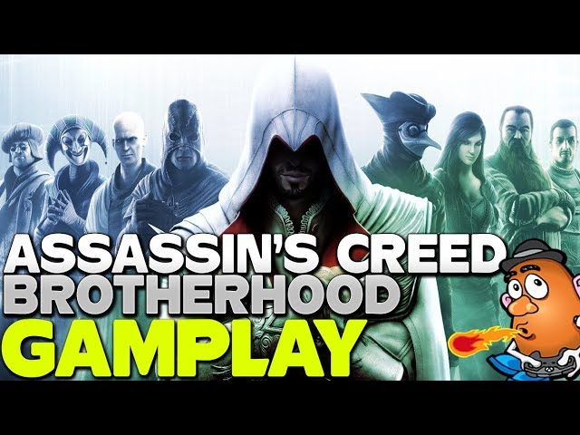 il Mentore | Assassin's Creed Brotherhood | Xbox One Gameplay