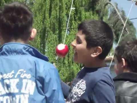 23 Nisan 2013 Elma Yeme Yarışması-2