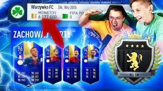 MŁODY ROZWALIŁ! Niesamowite nagrody za FUT CHAMPIONS! FIFA 19