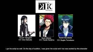 [Subs] 'Everyone loves Nakamura Yuuichi' with Tsuda Kenjirou, Ono Daisuke & Sugita Tomokazu
