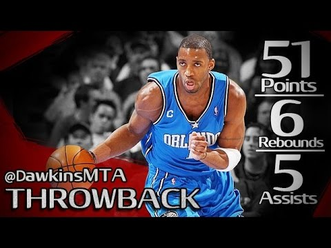 Tracy McGrady Full Highlights 2003.11.14 at Nuggets - NASTY 51 Pts, 8 Threes vs Rookie Melo!