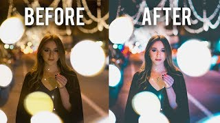 HOW TO EDIT LIKE BRANDON WOELFEL IN ADOBE PHOTOSHOP LIGHTROOM!!