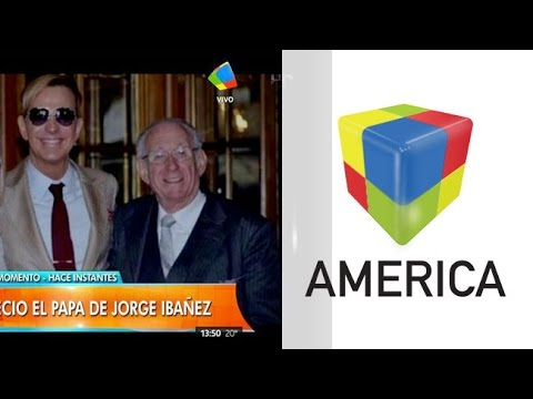 MURIÓ EL PAPÁ DE JORGE IBÁÑEZ