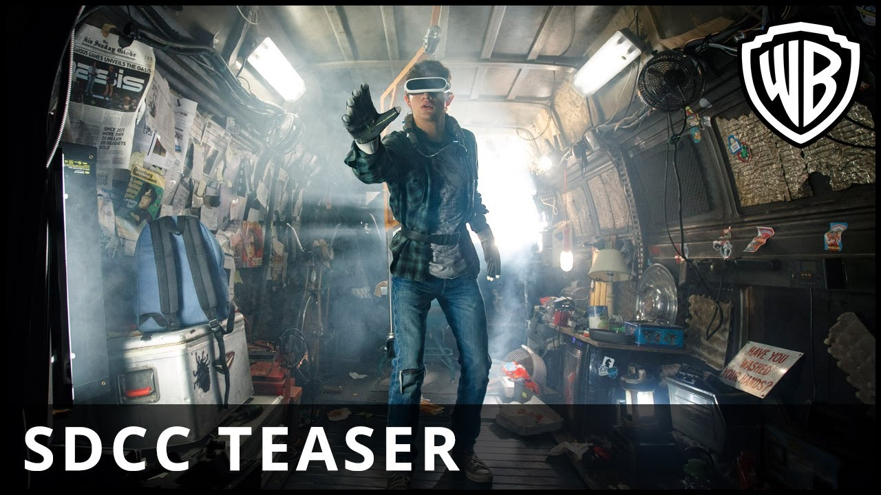 Here's the Trailer to Ready Player One Along with Some Pop Culture References