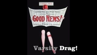 The Varsity Drag dance - from Good News (1930) with Penny Singleton