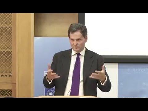 Sergio Jaramillo Caro Lecture