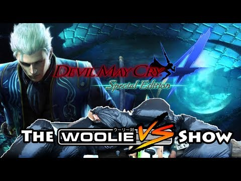 The Woolie Versus Show: Devil May Cry 4: Special Edition