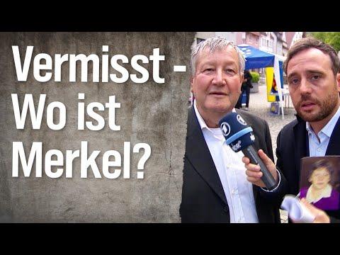 Vermisst - Wo ist Angela Merkel?   extra 3   NDR
