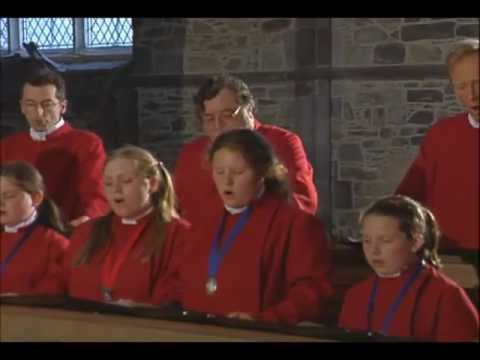H. Balfour Gardiner - Te lucis Ante Terminum - St. Davids Cathedral Choir - Program #2403