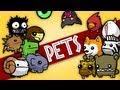 Castle Crashers - Como pegar todos os pets (how to get all pets)