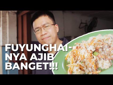 Jangan Terkejut Makan Fuyunghai Di Sini!