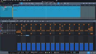 Studio One 4.6: New Pattern Features
