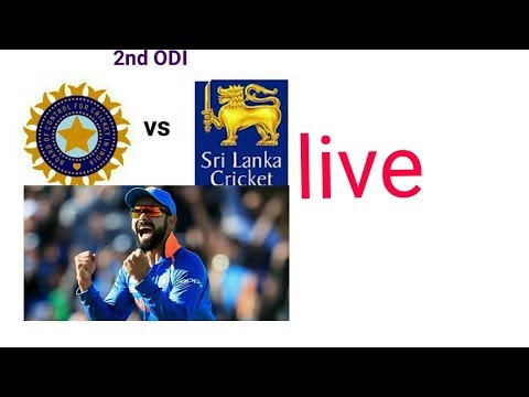 india vs srilanka match live