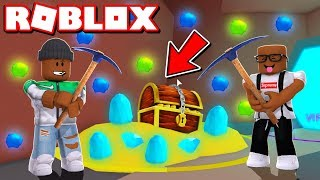 2 PLAYER MINING TYCOON IN ROBLOX