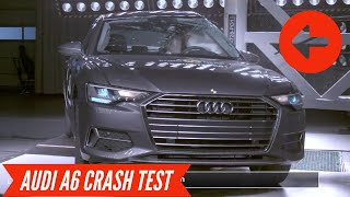 2019 Audi A6 - Crash Test