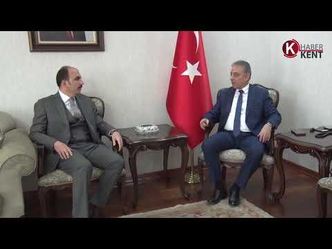 """""""KONYA İÇİN HEP BİRLİKTE ÇALIŞACAĞIZ"""""""