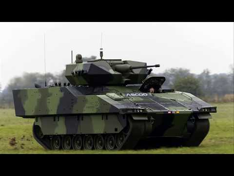 ASCOD 2-Infantry Fighting Vehicle