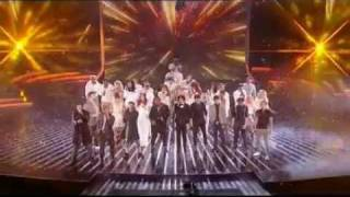 "X Factor Finalists - ""Wishing on a Star"" with One Direction and JLS"