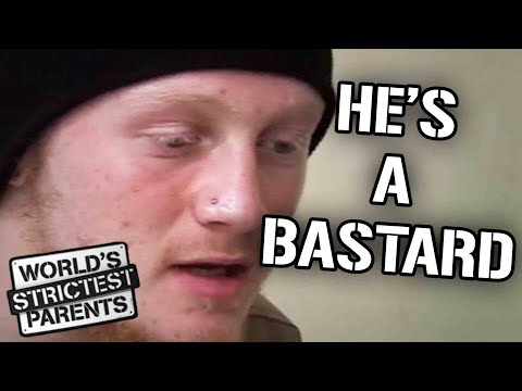 "Teen Calls Dad A ""Bastard"" 