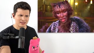 Vocal Coach Reacts to CATS (Official Trailer)