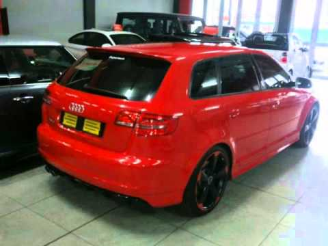 2012 AUDI RS3 SPORTBACK Auto For Sale On Auto Trader South ...