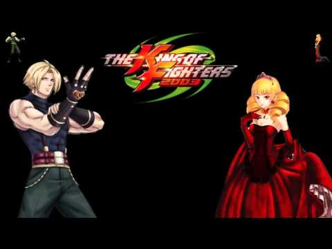 The King Of Fighters 2003 Adelheid - Revolutionary Etude - R II Theme AST [EXTENDED]