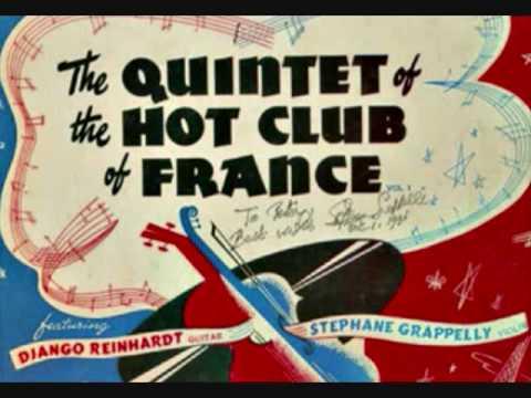 Django Reinhardt - In A Sentimental Mood - Paris, 26.04.1937