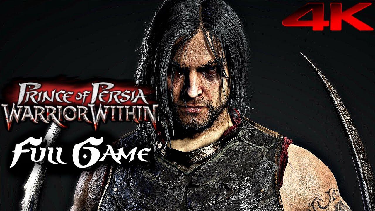 Download PRINCE OF PERSIA WARRIOR WITHIN Gameplay Walkthrough FULL GAME 100% (4K 60FPS)