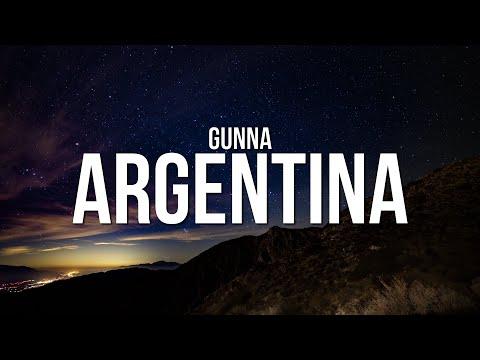 Gunna - ARGENTINA (Lyrics)