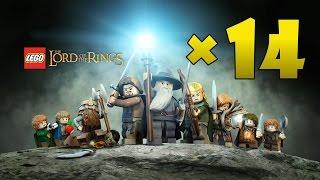 樂高魔戒 LEGO Lord of the Rings | Part 14 - 樹人怒拆違建 |