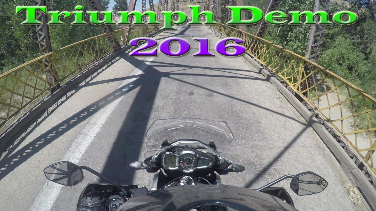 Birds Of Prey Motorsports >> Tiumph Demo Day Birds Of Prey Motorsports Youtube