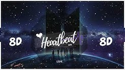 Download Bts song heartbeat 8d audio mp3 free and mp4