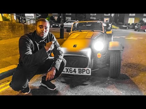 Why I Would Buy a CATERHAM over a NISSAN GTR?!?
