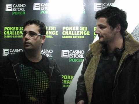 Entrevista Final No Casino Estoril Poker Challenge Youtube