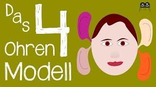 Das 4-Ohren-Modell, oder auch: Warum Männer und Frauen ständig aneinander vorbei reden