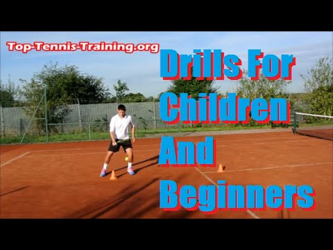 Tennis Drills For Beginners