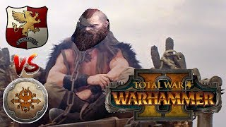 Empire vs Norsca | THE SAVAGE HORDES - Total War Warhammer 2