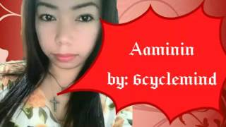 Aaminin with lyrics